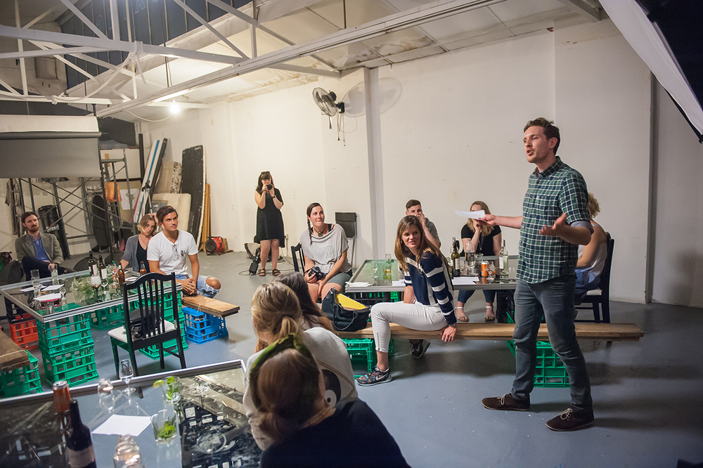 Un-School of Disruptive Design Emerging Leaders Fellowship Program