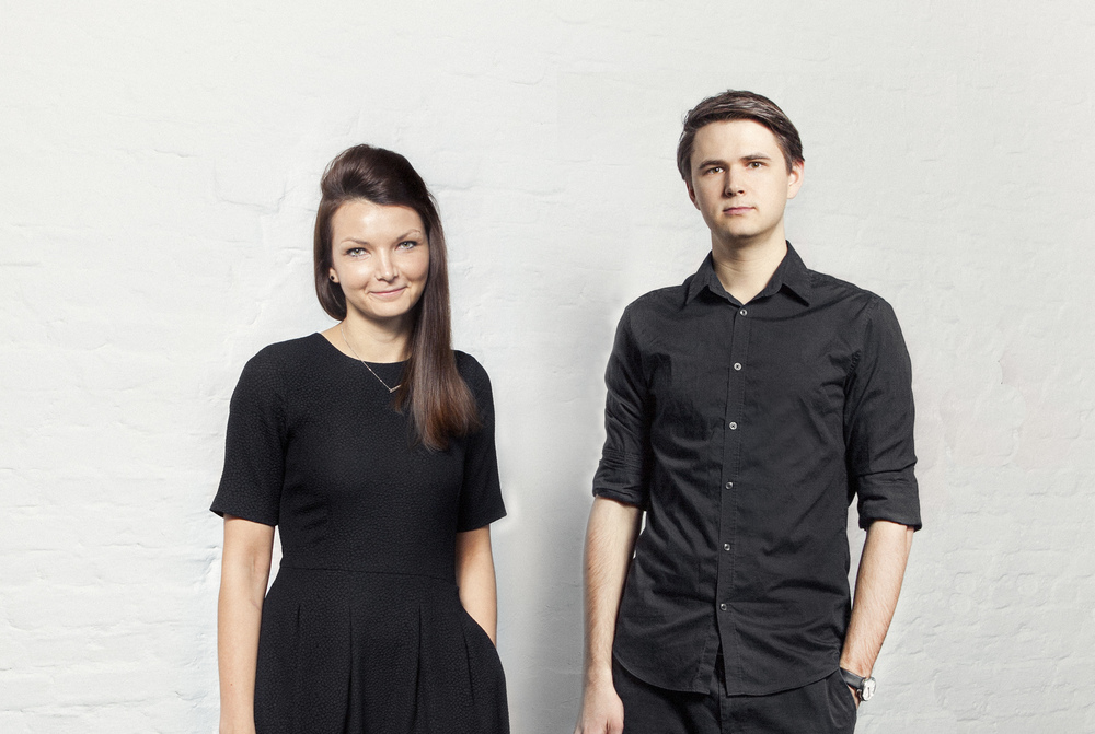 Nils Chudy & Jasmina Grase unschool mentors