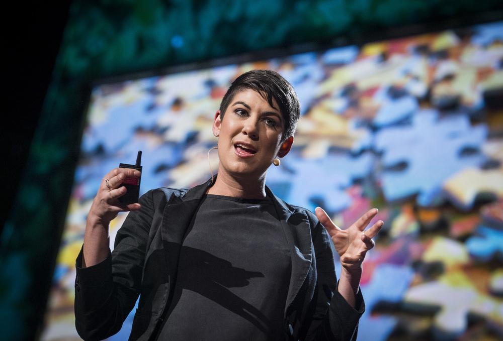 Leyla Acaroglu unschool mentor and founder