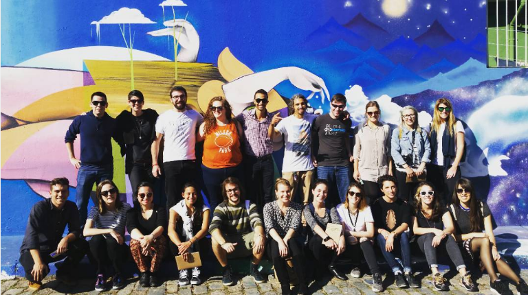 UnSchool Fellows - São Paulo 2016
