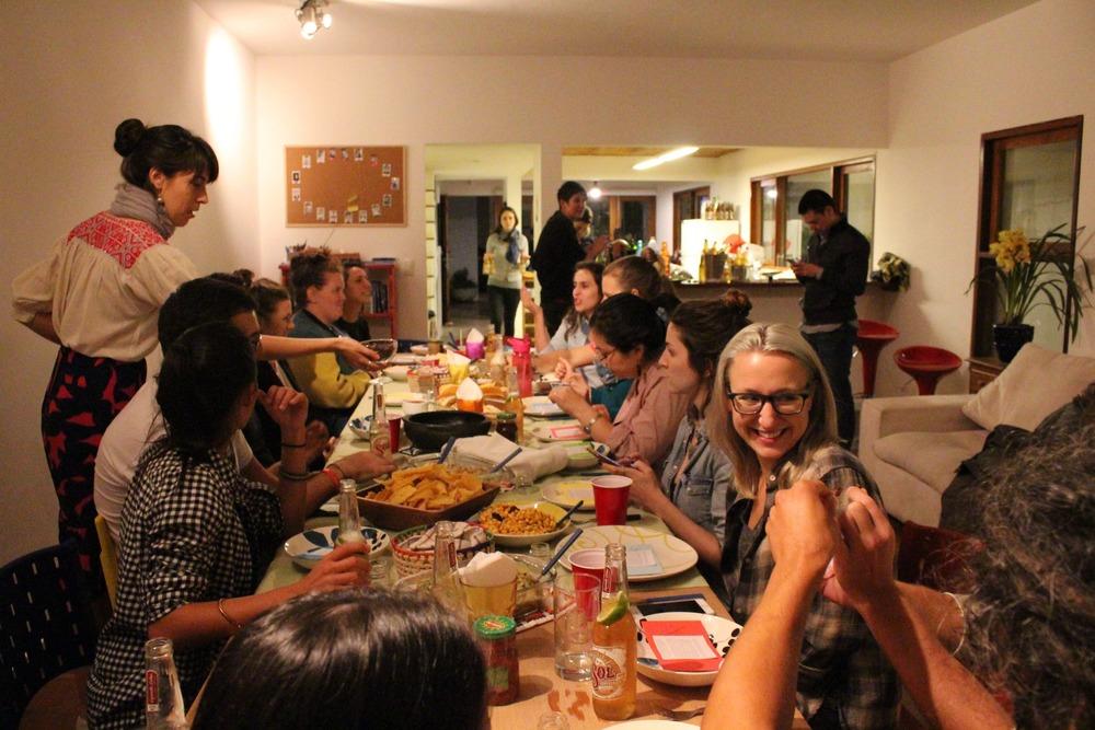 UnSchool São Paulo Dinner