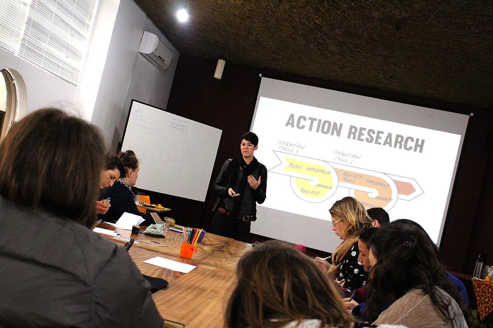 Leyla Acaroglu UnSchool founder and Ted speaker