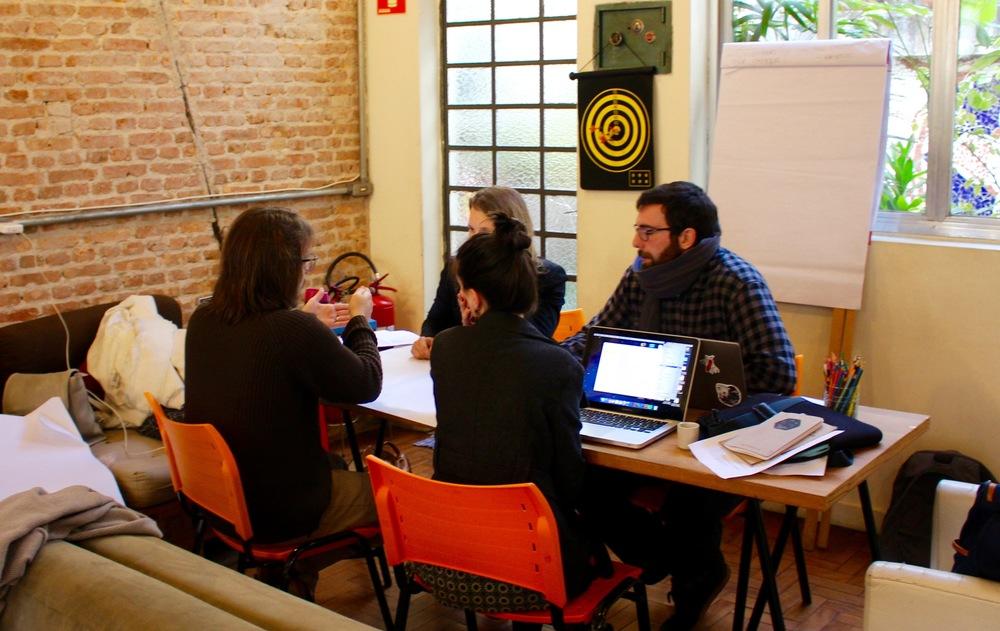 UnSchool Sao Paulo Fellowship for emerging leaders