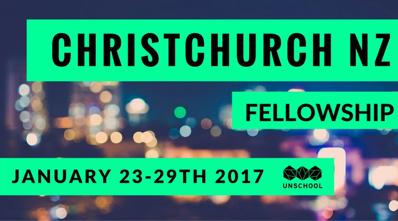CHRISTCHURCH UNSCHOOL FELLOWSHIP