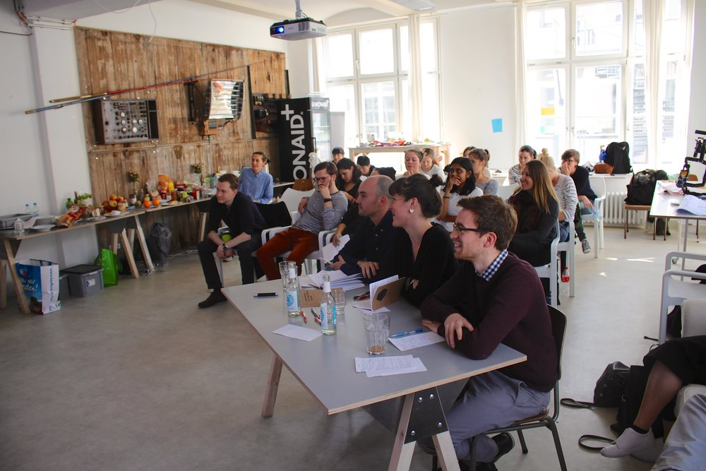 unschool berlin 24h challenge judges and fellows