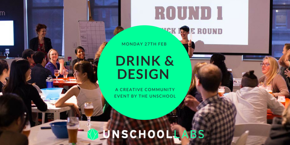 drink and design feb 27