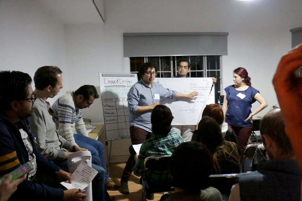 UnSchool Labs, Mexico City