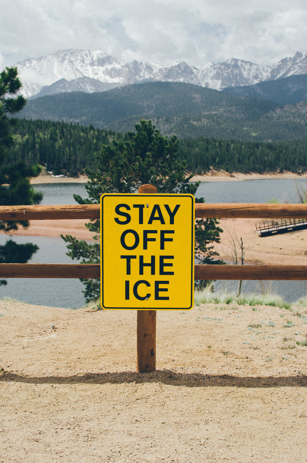 Stay Off the Ice 2014