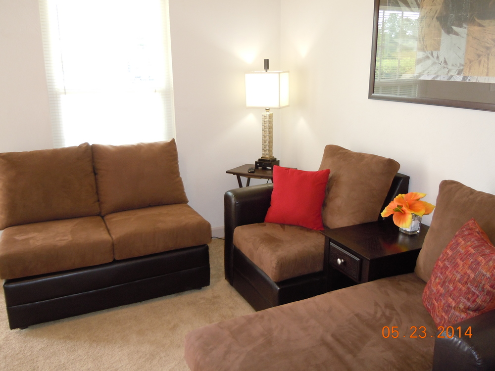Comfort & Convenience   Affordable living near shops, schools, and the local Air Force Base.   VIEW PHOTO GALLERY