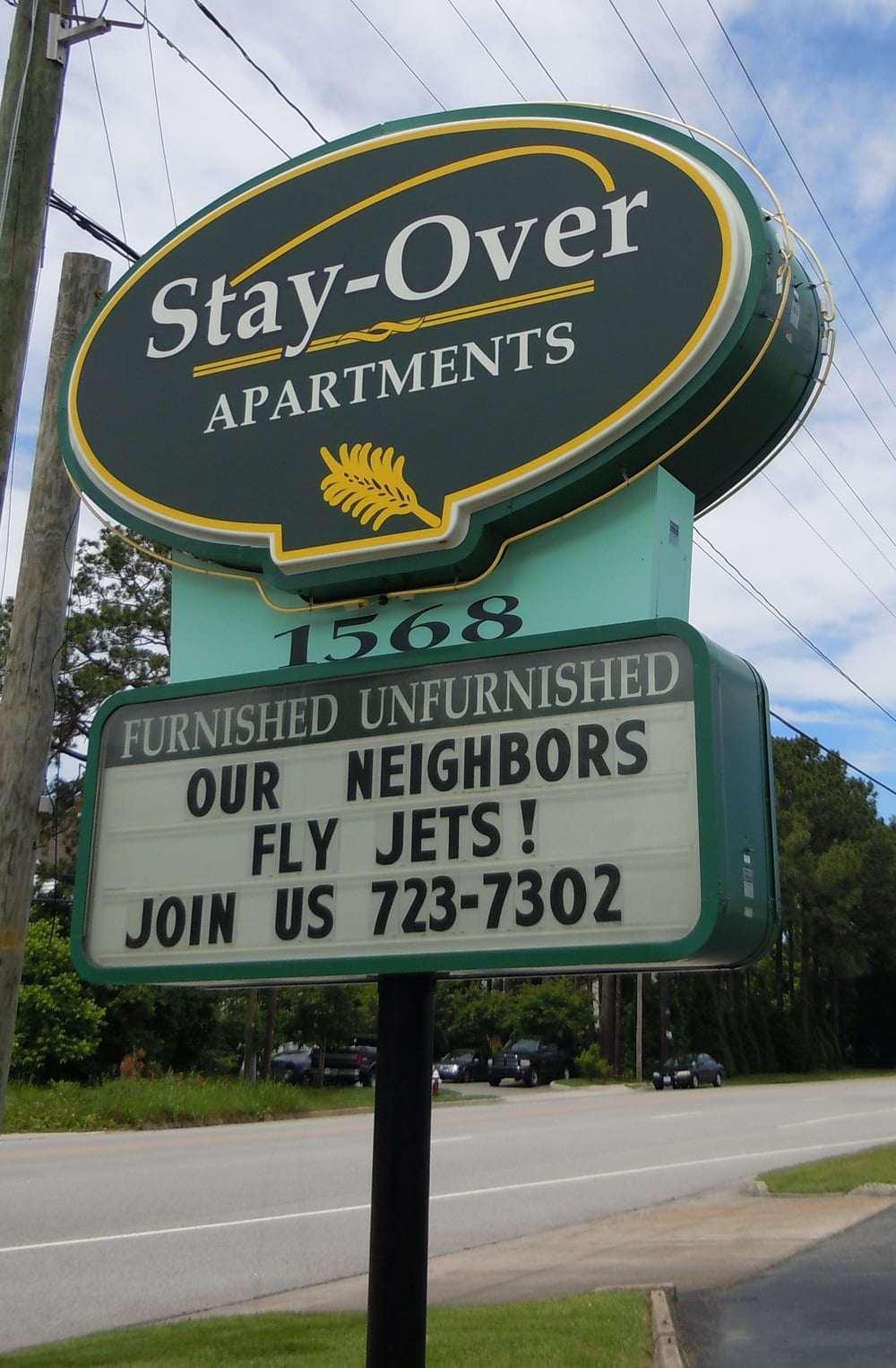 management — stay-over apartments