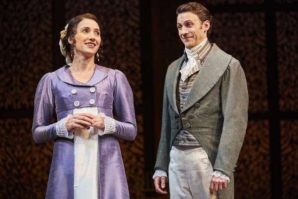 Pride and Prejudice, Great Lakes Theater. Photography by Roger Mastroianni.