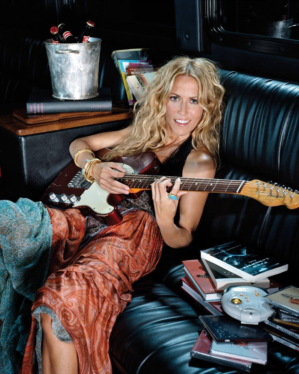 Cheryl Crow for Vanity Fair