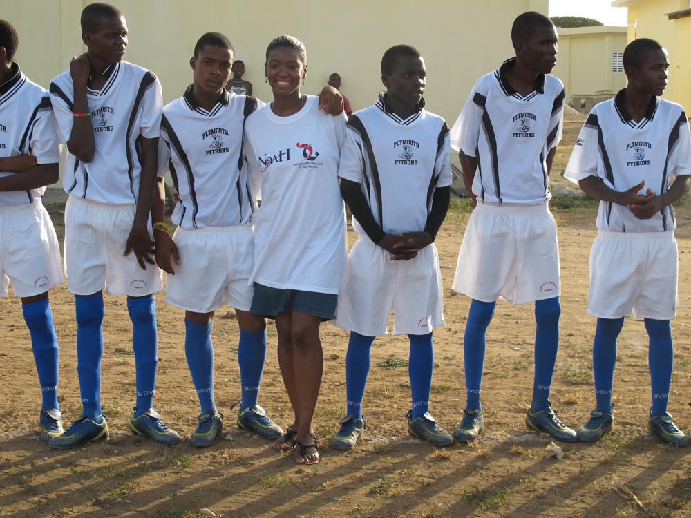 HSP Haiti Soccer Project