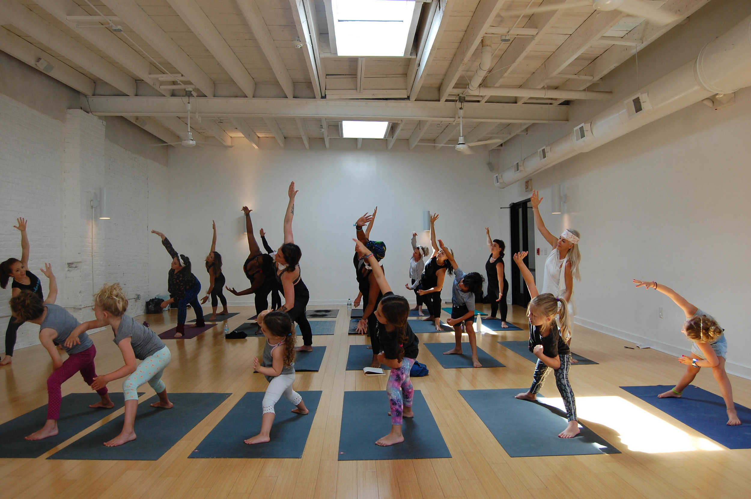 Workshops — Three Queens Yoga