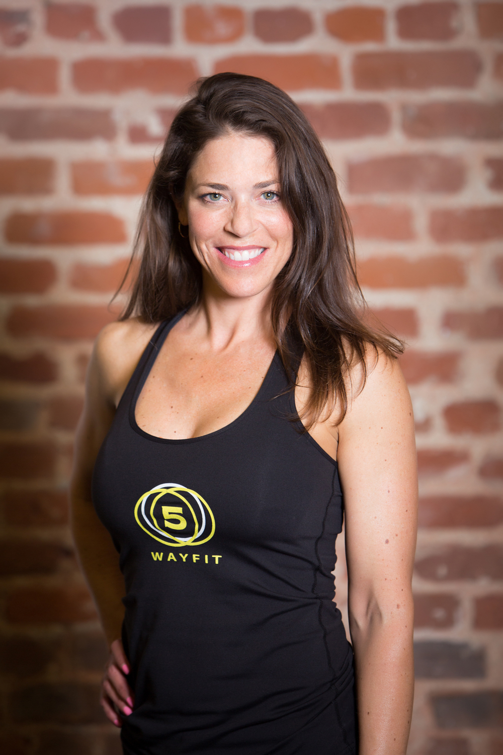 "Kayla Johnson, owner, 5 WAYFIT | ""Our approach to fitness starts with balance."""