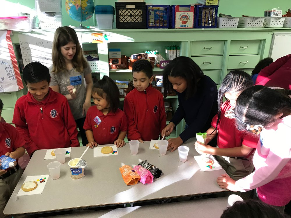Mentoring Elementary School Children