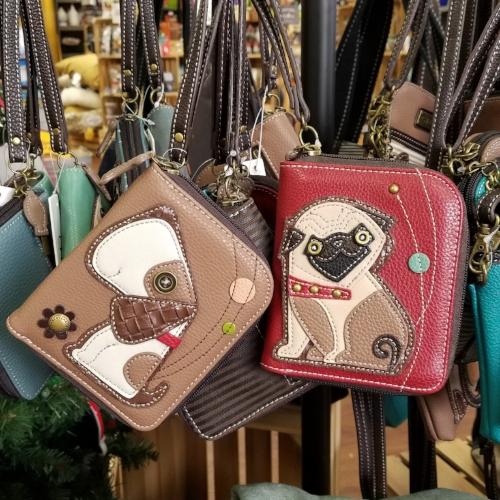 The cutest clutch purses ever.