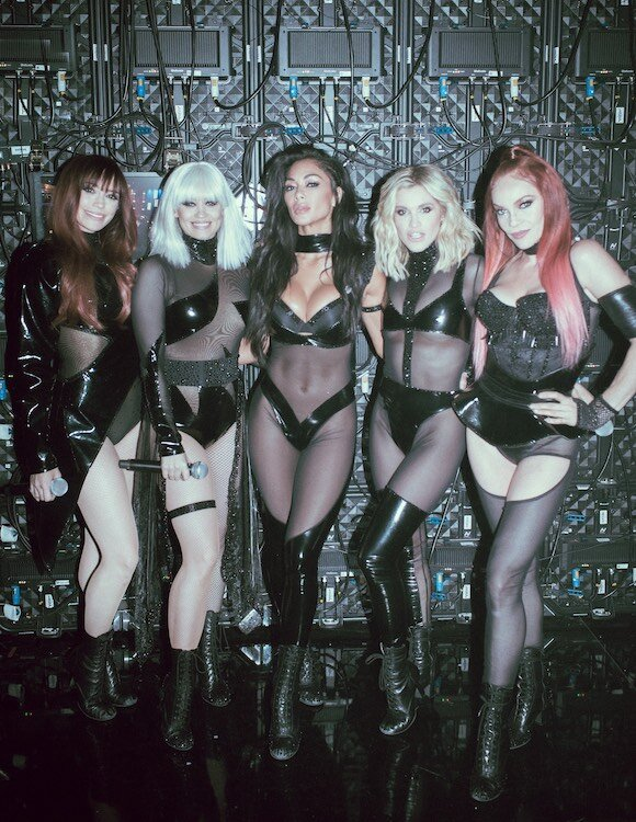 Pussycat Dolls Return With First Sensational Performance In 10 ...