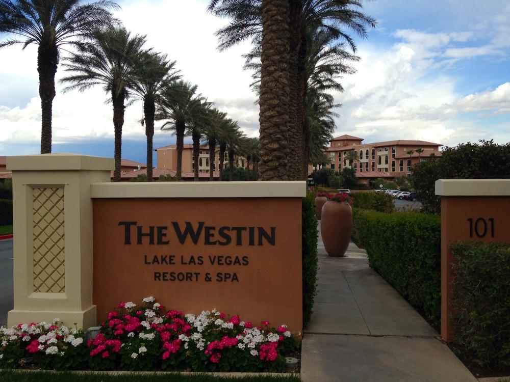 Westin Lake Las Vegas, Las Vegas, NV