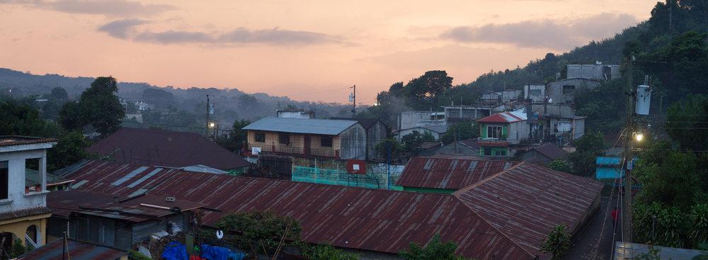 Yepocapa Sunsets