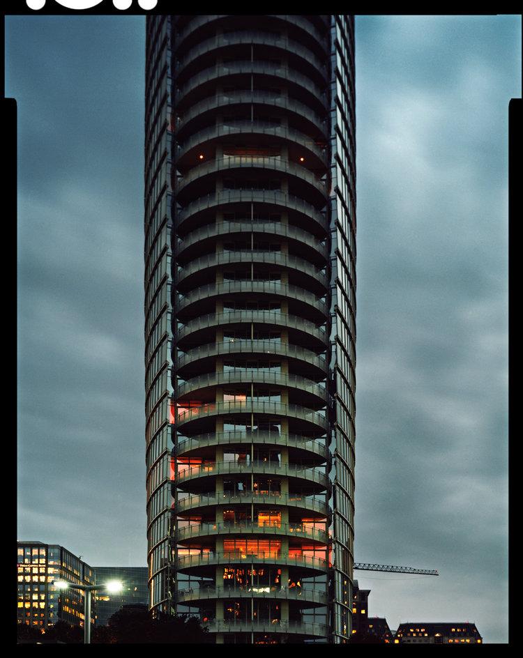 Museum Tower, Architecture, North Dallas, 2016