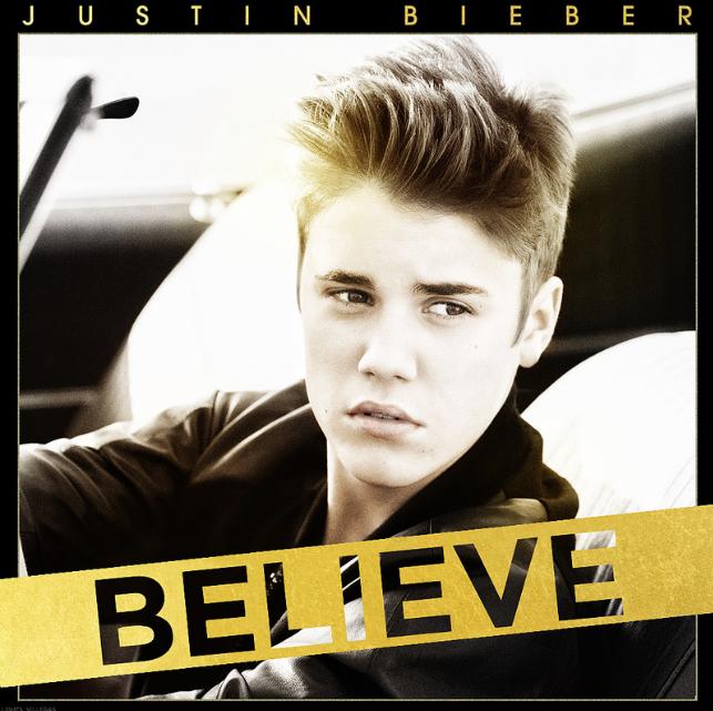 """NOT: Justin Bieber's """"Believe"""" Album"""