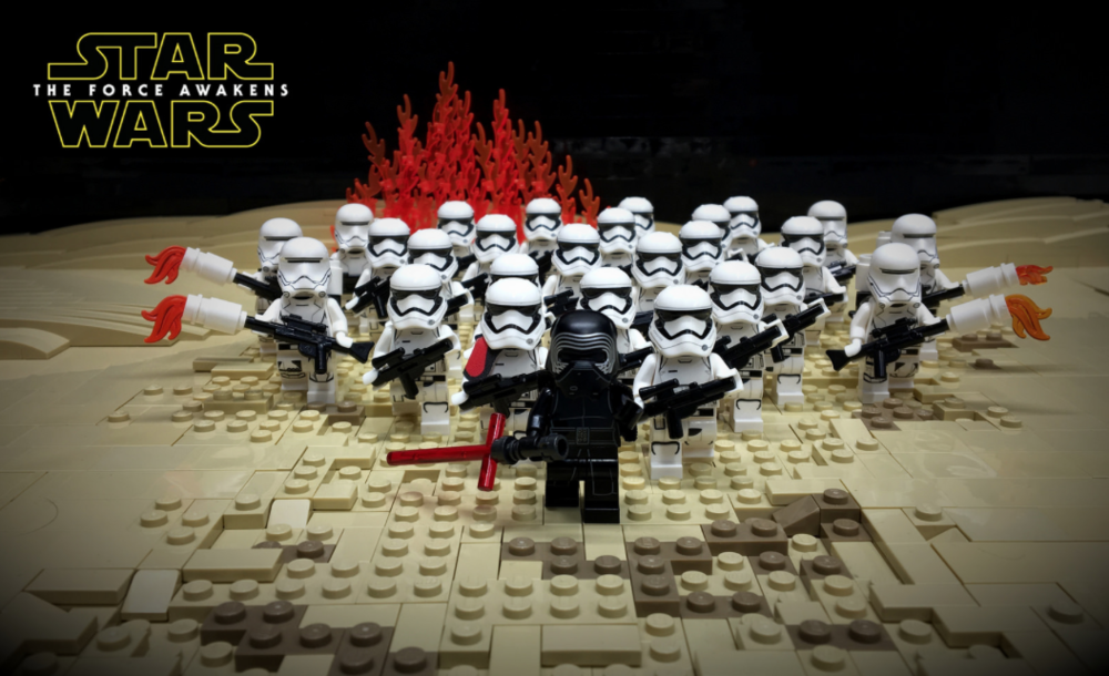 HOT: Star Wars- The Force Awakens