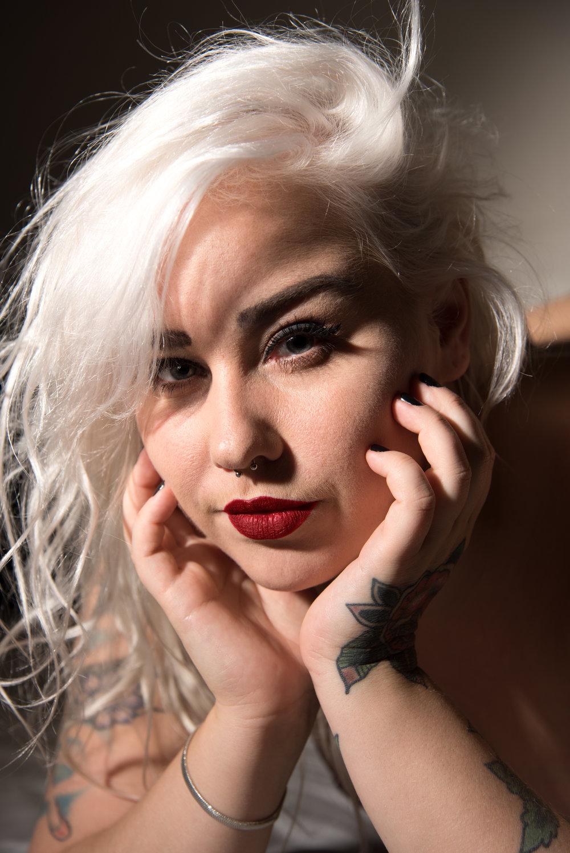 Model/Modell - Charlotte Lundberg