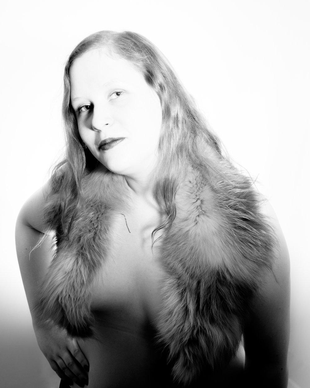 Model/Modell - Astrid Hedman