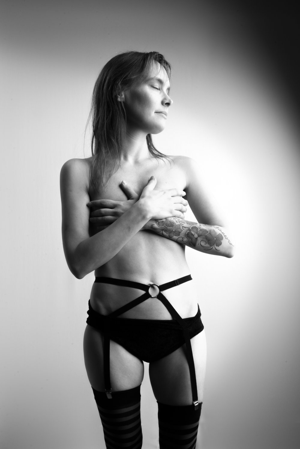 Model/Modell - Susanne Persson