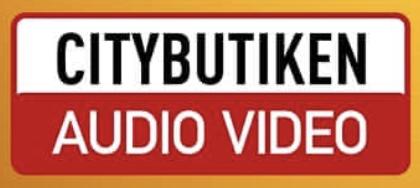 Audio Video Citybutiken