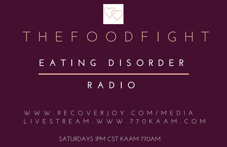 The Food Fight Radio Show