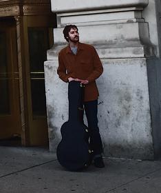 Musical Guest Kyle Fosburgh