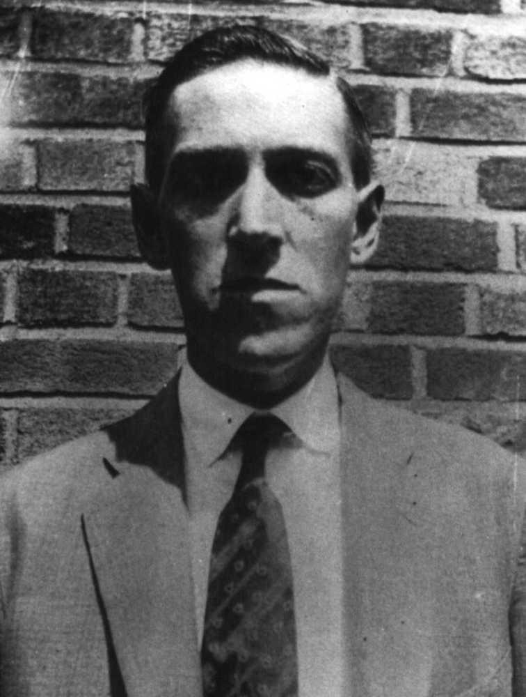 Author H. P. Lovecraft