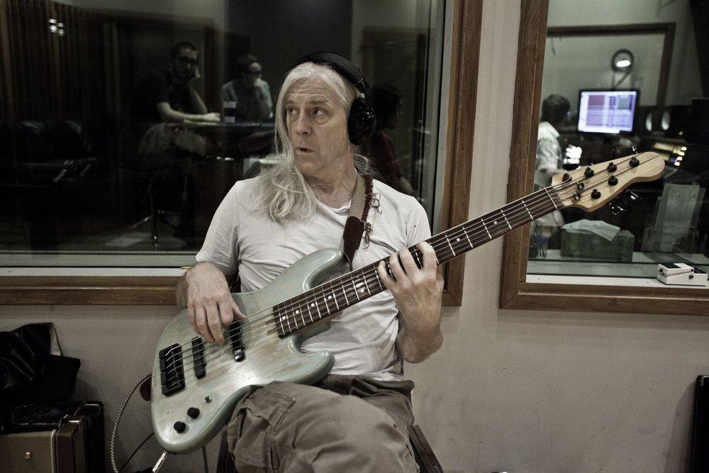 Musical Guest Jocko MacNelly in Studio