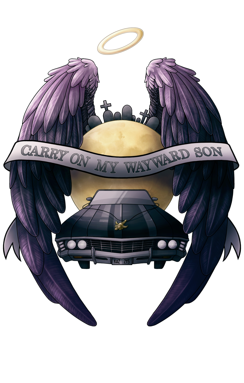 Custom SPN Tattoo