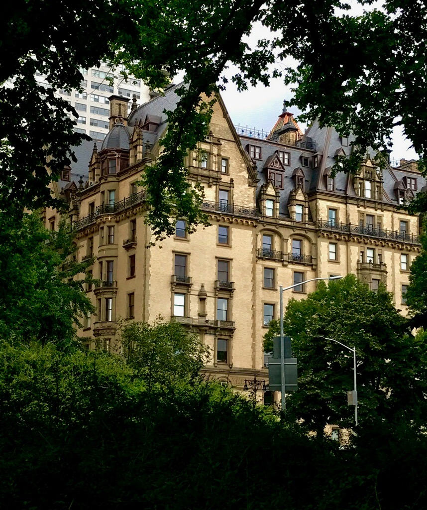 The Dakota today