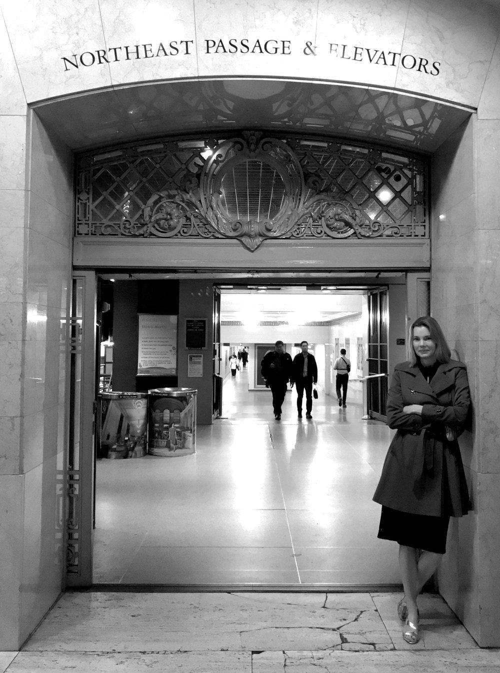 The Barbizon Hotel. © Library of Congress