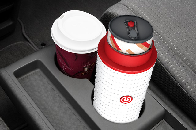 Commute-Proof - No matter how you commute, the Sleeve Heater fits seamlessly into your life.