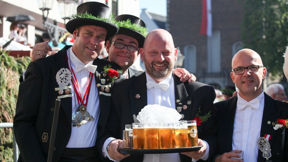 Stone x Schützenfest - The Schützenfest is a traditional German festival celebrating the best marksman in a community. The