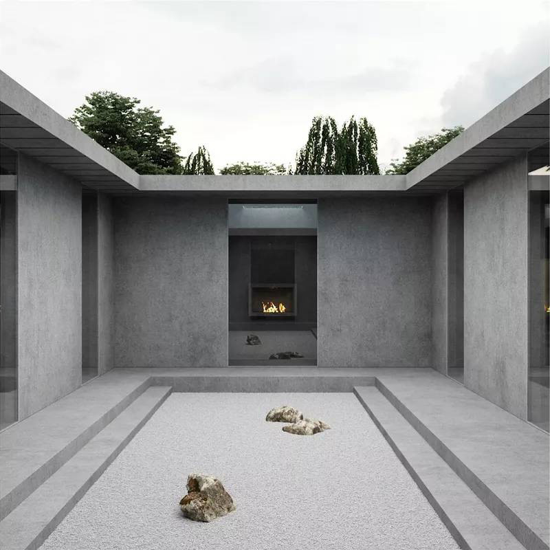 THIS IS A RENDERING OF WHAT A YEEZY HOME MODEL WILL LOOK LIKE / PHOTO CREDIT: JALIL PERAZA
