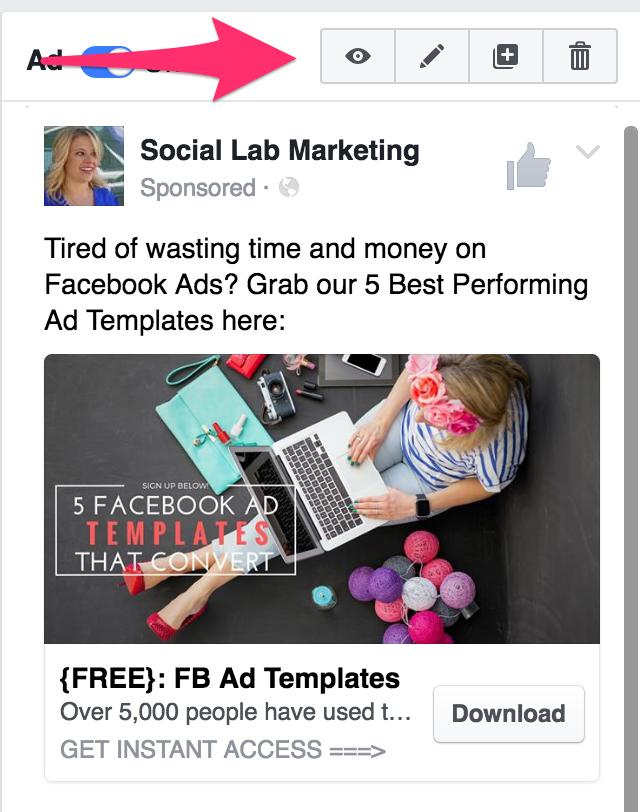 Don\'t want to lose the social proof on your ads? — SOCIAL LAB MARKETING