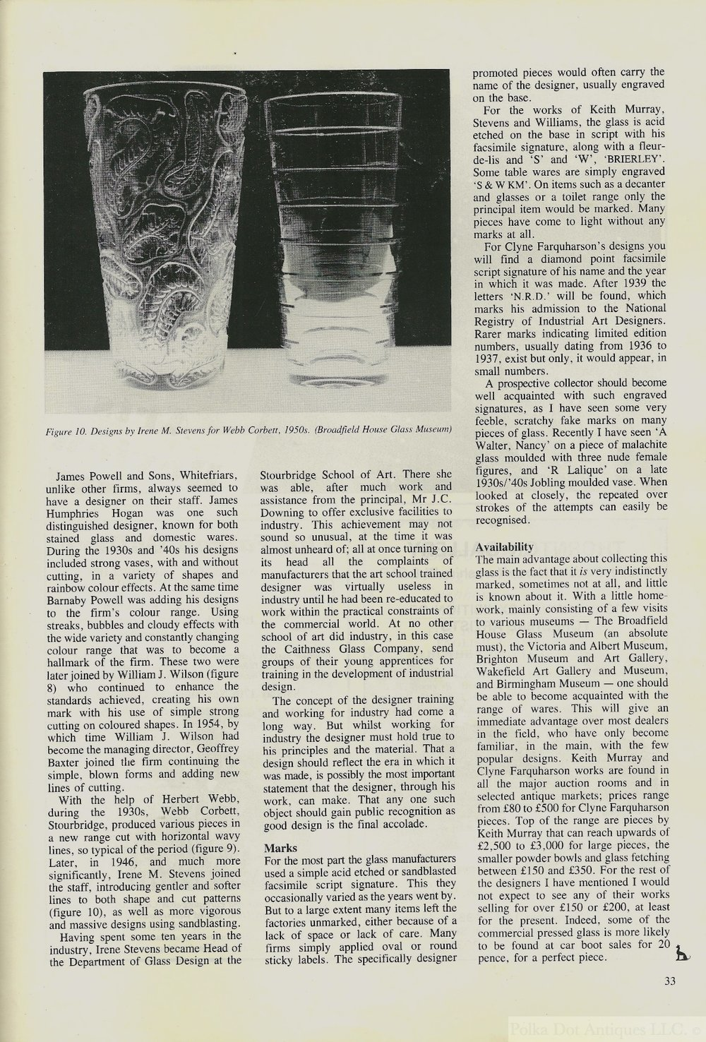 Antique Collecting.  November 1991.  Volume 26. No: 6.