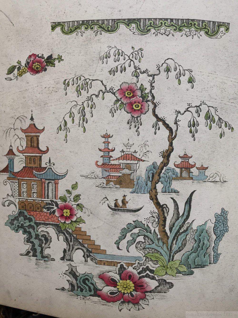 Furnivals Pattern Book, 1890-1930s.