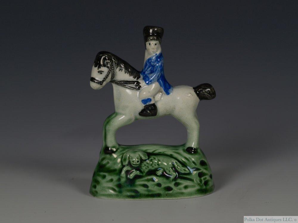 RPW411 Prattware Toy Equestrian figure - 1.jpg