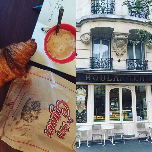 #croissant heaven