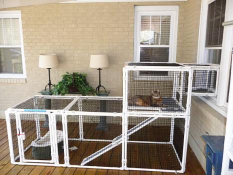 Custom Cat Enclosures Shop Moderncat Com