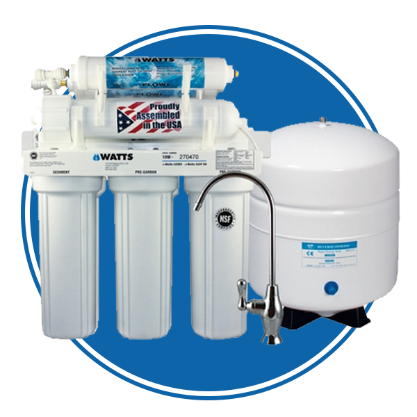 Water Filtration and Treatment Systems