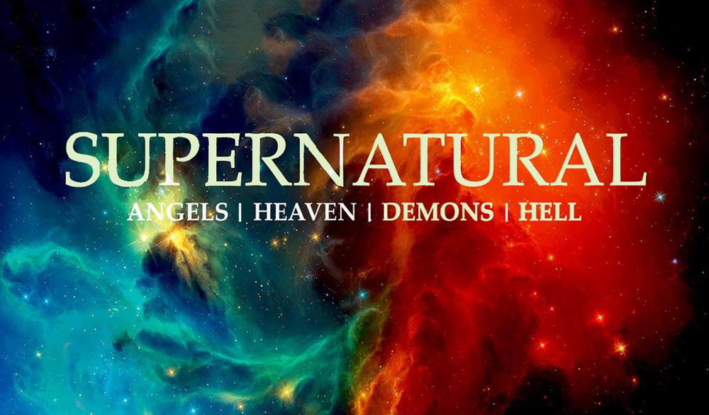 Copy of Supernatural Series