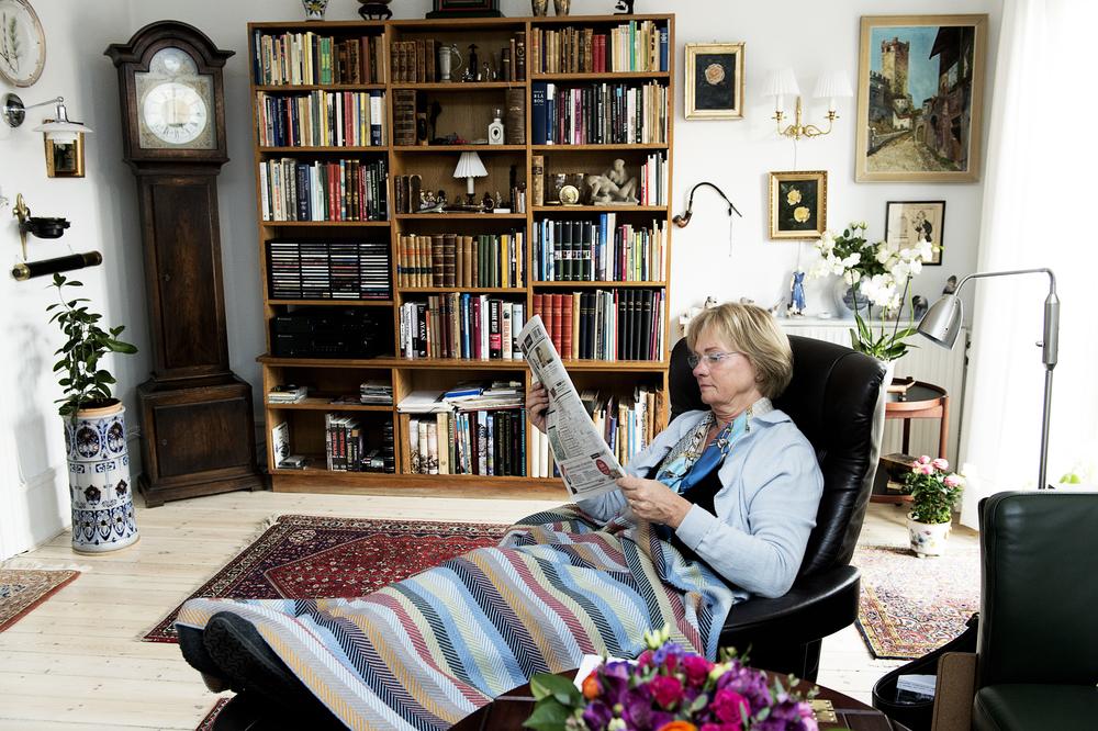 Pia Kjærsgaard, politiker